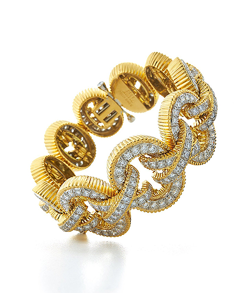 David Webb 57th Street Bracelet