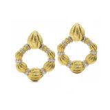 David Webb Ancient World Earrings