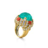 David Webb Colors Revelry Ring