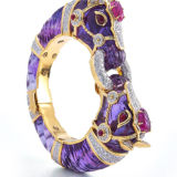 David Webb Kingdom Horse Bracelet