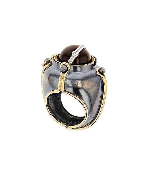 Elie Top Ring