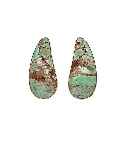 Jorge Adeler Varasoite Earrings