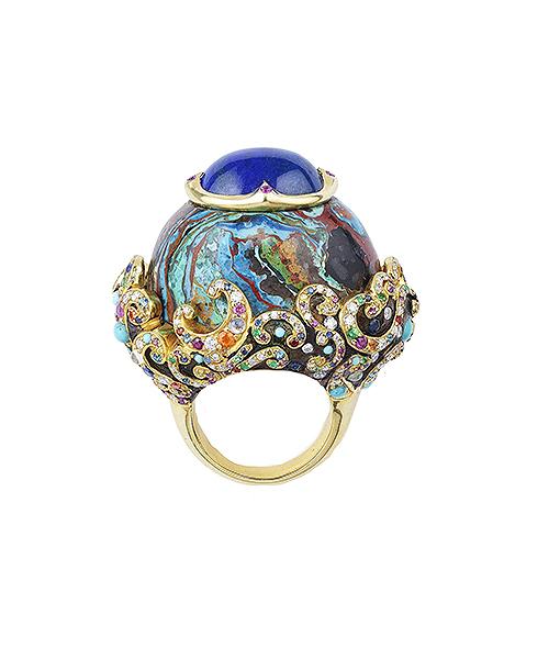 Sylvie Corbelin Jewelry