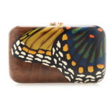 Silvia Furmanovich Butterfly Bag Brown