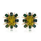 Tony Duquette Earrings