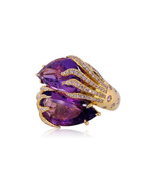 Tony Duquette Ring