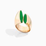 Vhernier Eclisse Jade Ring