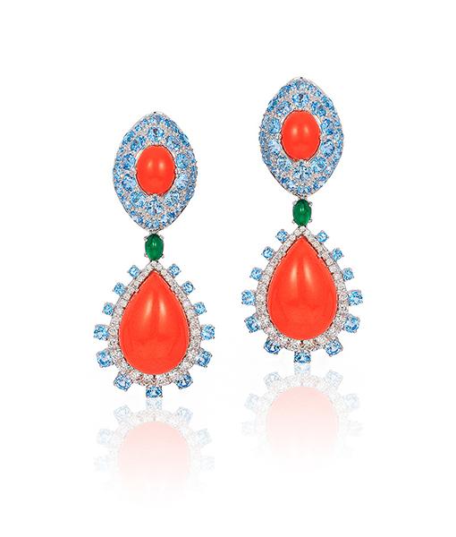 Andreoli Earrings