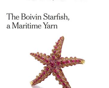 Boivin Starfish Brooch
