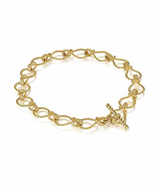 Verdura Toggle Necklace
