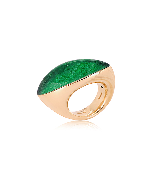 Vhernier Jade Ring