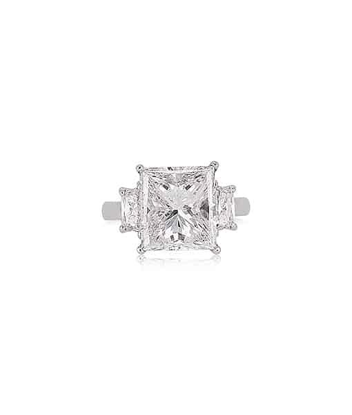 Cayen Diamond Ring